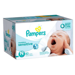 Pampers Swaddlers Sensitive Pañales Talla N-Babycentro.com