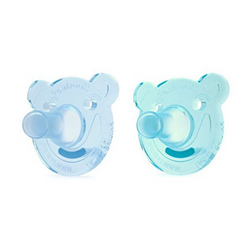 Chupos Soothies x 2 - 3 Meses+  Avent - babycentro-com - Avent