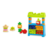 Puesto de Mercado Mega Bloks Fisher Price - babycentro-com - Fisher Price