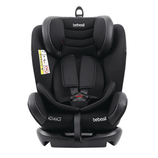 Silla Para Carro Advanced Negro Bebesit-Babycentro.com