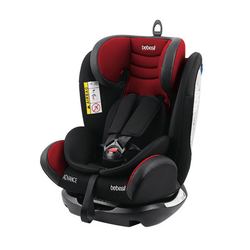 Silla Para Carro Advanced Roja Bebesit-Babycentro.com