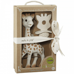 Sophie la Girafe & Chewing Rubber-Babycentro.com