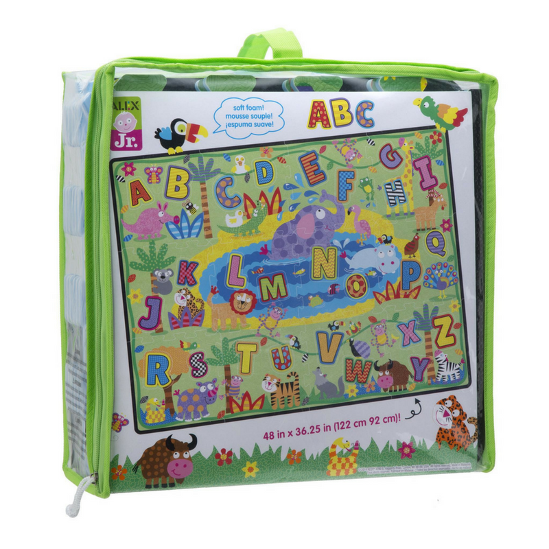 Tapete Jungle Fun ABC Alex - babycentro-com - Alex Toys