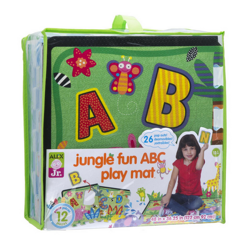 Tapete Jungle Fun ABC Alex-Babycentro.com