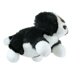 Títere de Cuerpo Border Collie The Puppet Company - babycentro-com - The Puppet Company