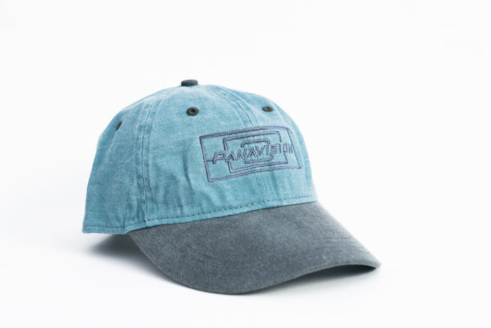 Panavision Vintage Weathered Cap - Denim