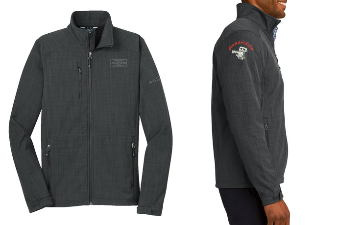 Men's Gray Eddie Bauer Softshell