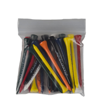 Panavision Golf Tees (25-Pack)
