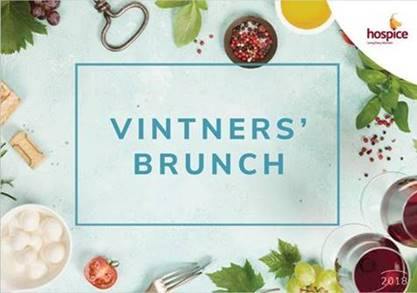 Vintners Brunch 2018 - A thank you like no other...