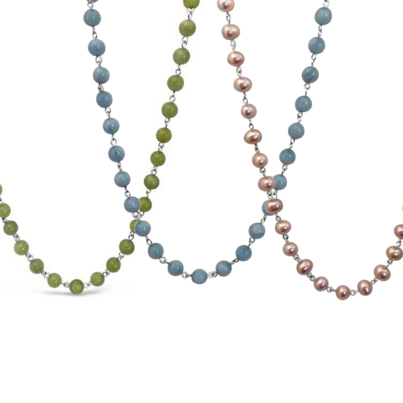 La Pierre collection made from precious stones.