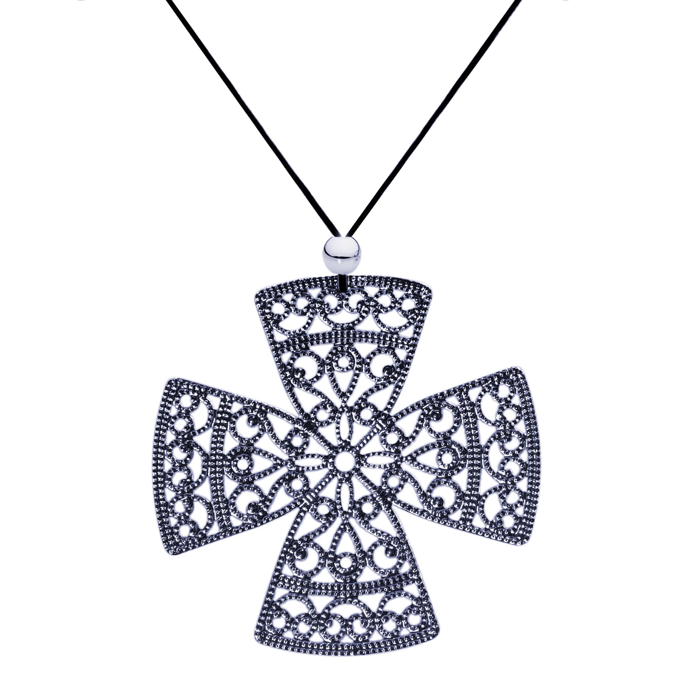 design white by products necklace celtic large gold pendant two or silver sided cross