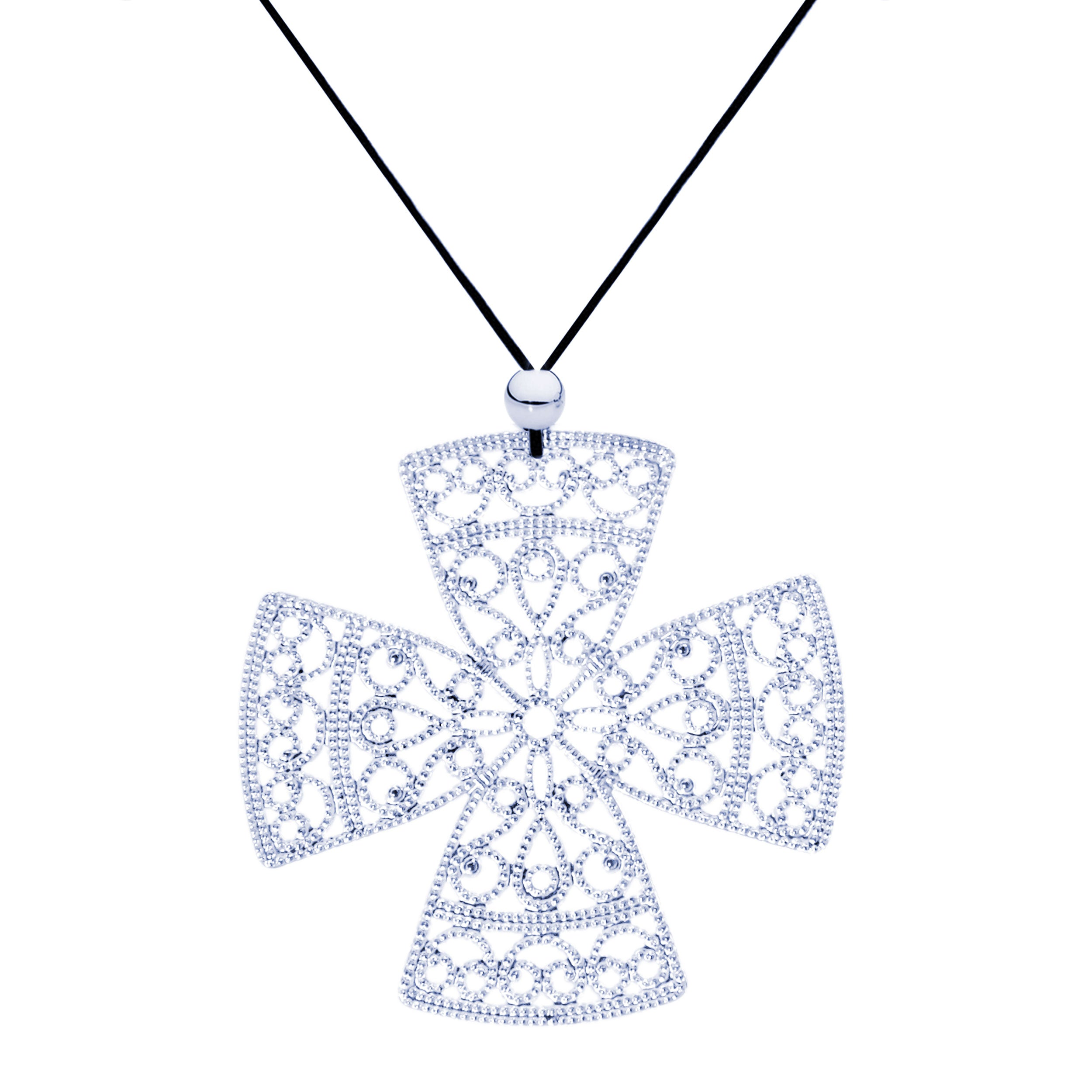 steel necklace celtic cross engravable men stainless pendant s