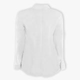 Fitted classic white shirt (Standard or Longer sleeve length)