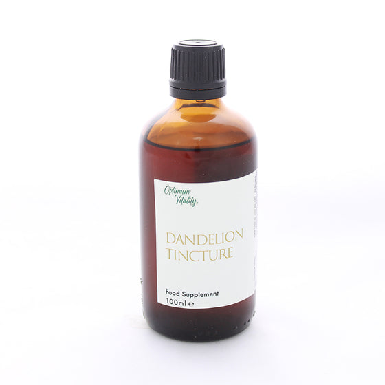 Dandelion Root Tincture 100ml