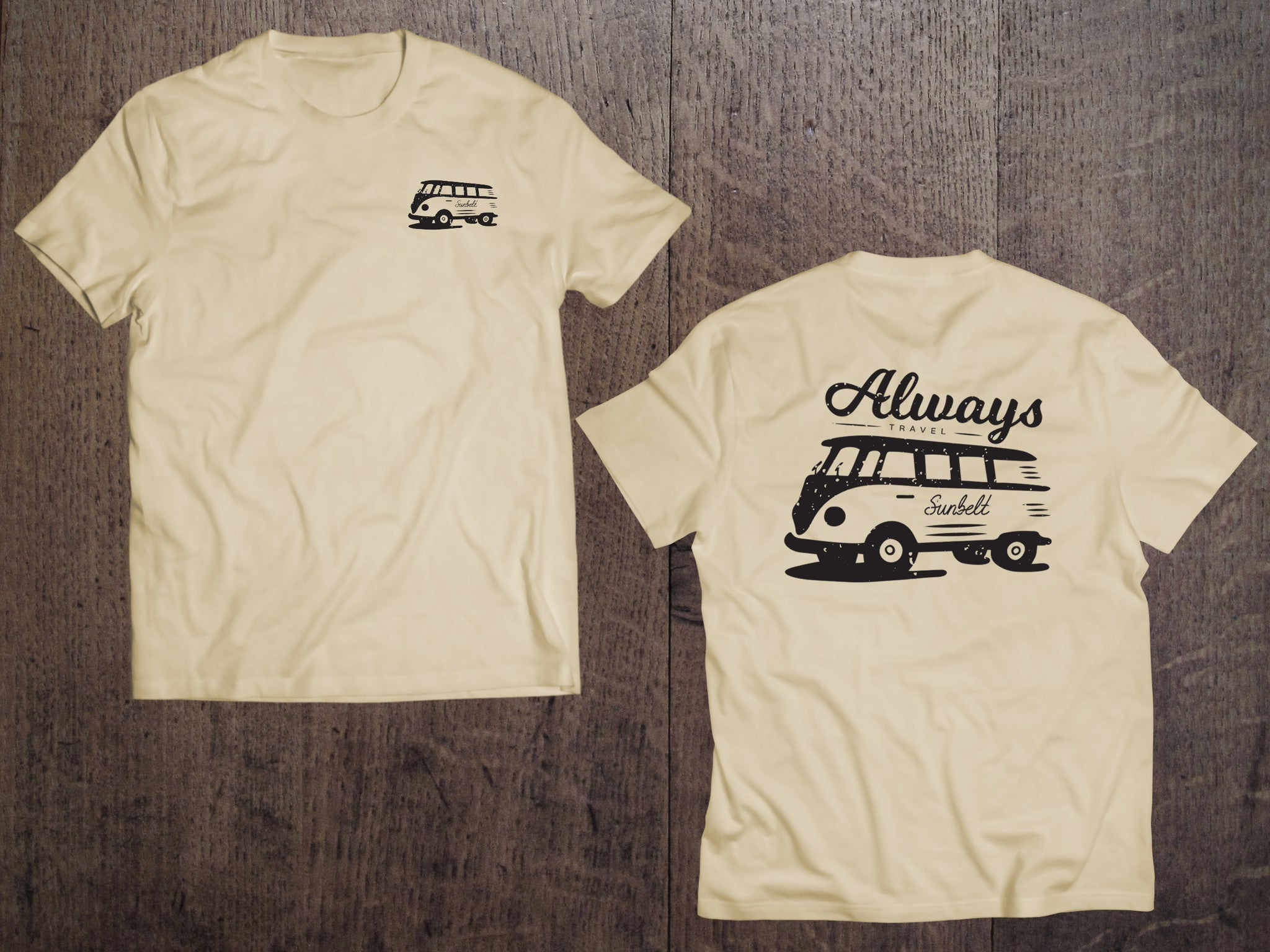 Roadtripper Tee