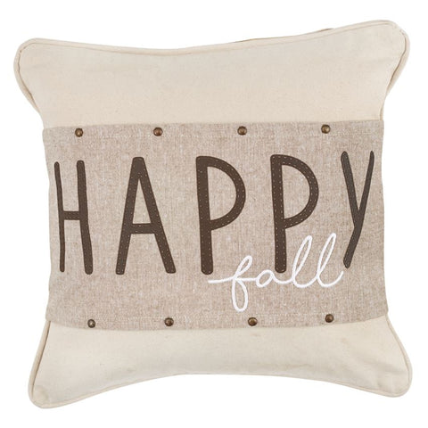Happy Fall Pillow Wrap