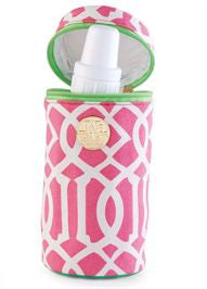 Lil Gulp Bottle Carrier - Pink & Green
