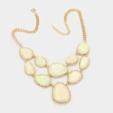 Ivory Necklace Set
