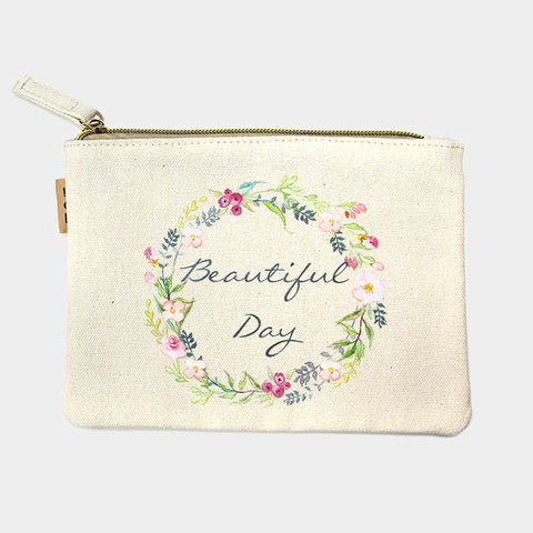 Beautiful Day Canvas Bag