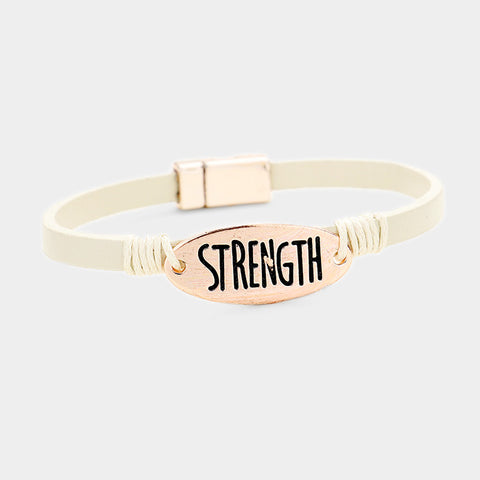 Strength Magnetic Bracelet