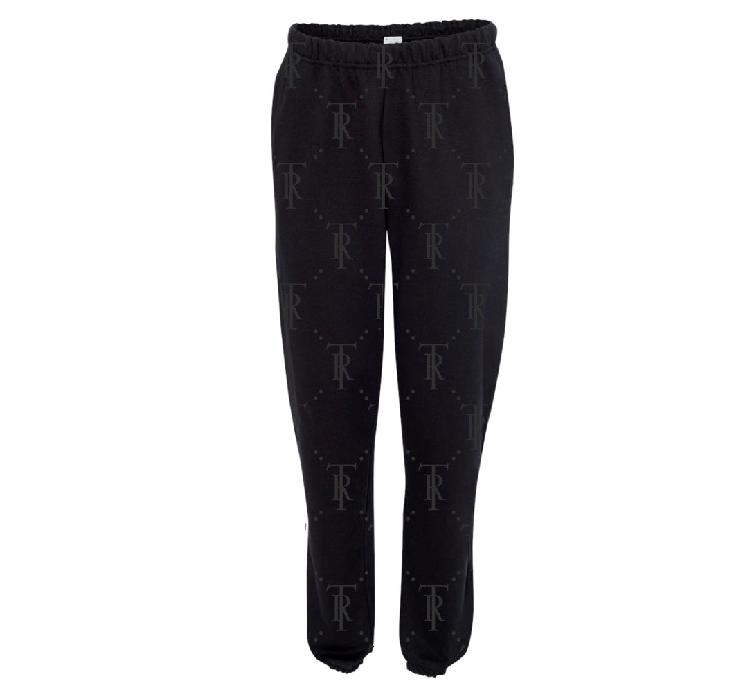 monogram sweatpant
