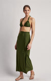 Grove Knot Sarong Cover-up