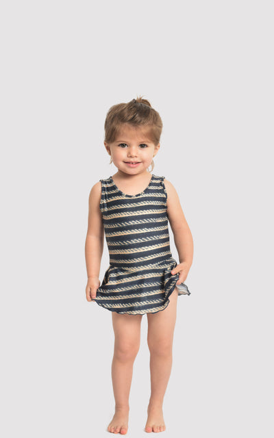 INDIGO KIDS SKIRT ONE PIECE