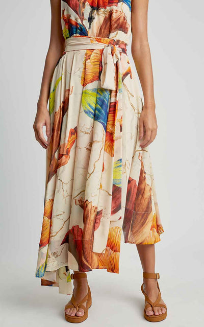 Terra Nova Pleated Runway Skirt