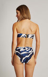 Araguaia Drop Bandeau Top and Hot Pants Bottom