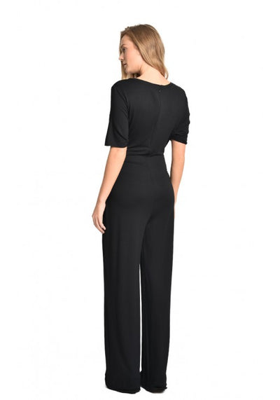 Black Knot Jumpsuit