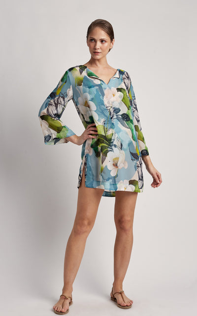 Polynesia Lili Caftan Cover-Up