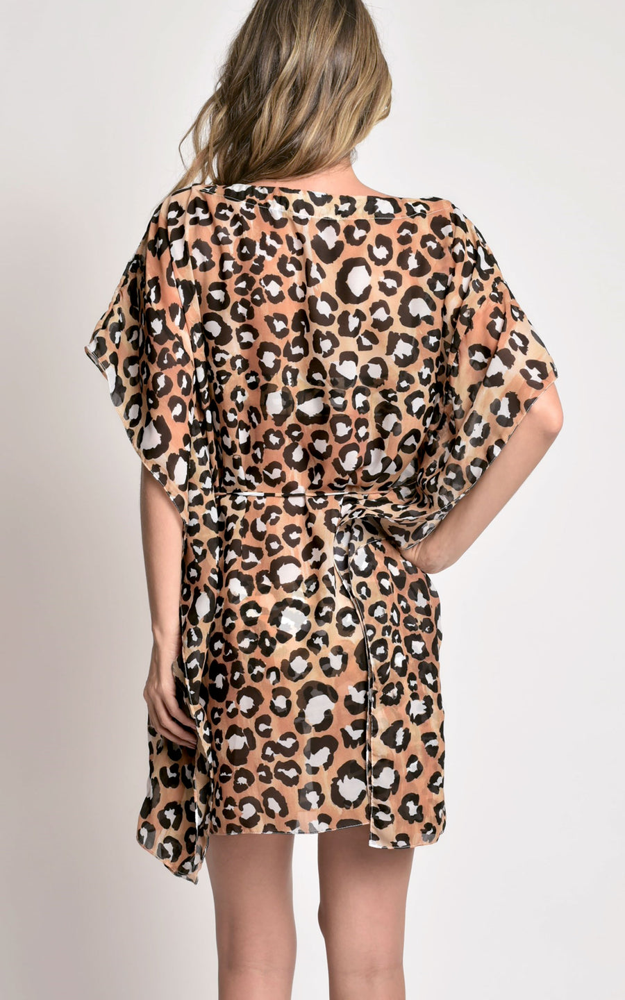 Jaguar New Caftan Cover-Up