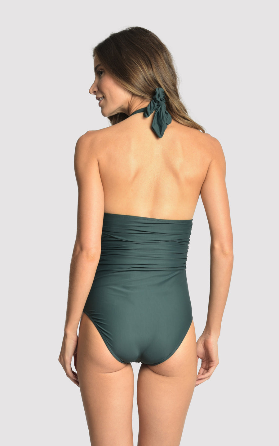 ATLANTIC ADJUSTABLE HALTER ONE PIECE