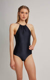 Black Necklace One Piece Swimsuit (SUSTAINABLE COLLECTION)
