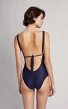 Shangai Deco One Piece Swimsuit