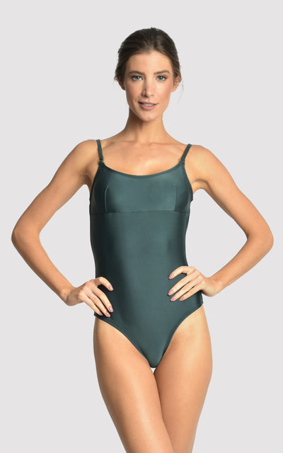 Atlantic Tank One Piece Swimsuit