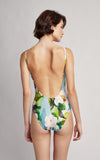 Polynesia Tank One Piece Swimsuit