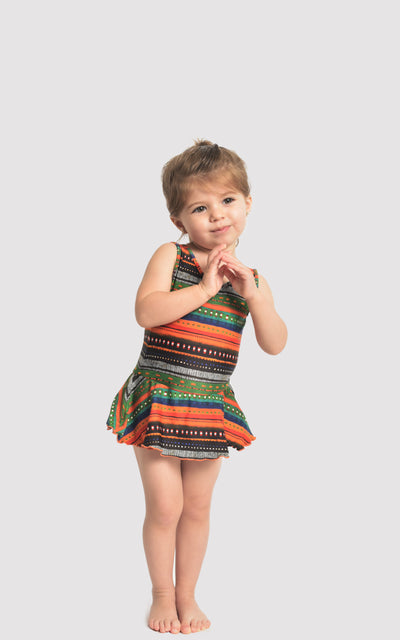 TUPI KIDS SKIRT ONE PIECE