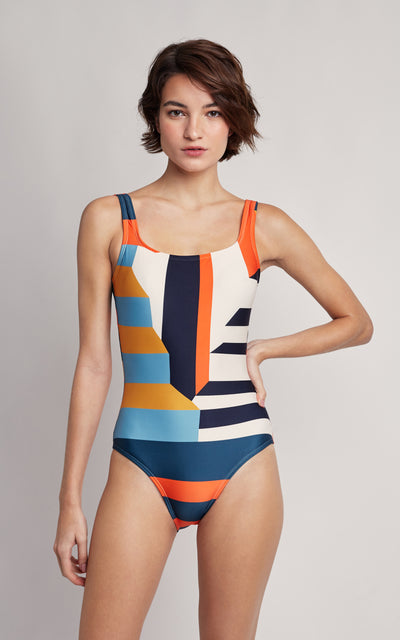 Mexico Classic One Piece Swimsuit