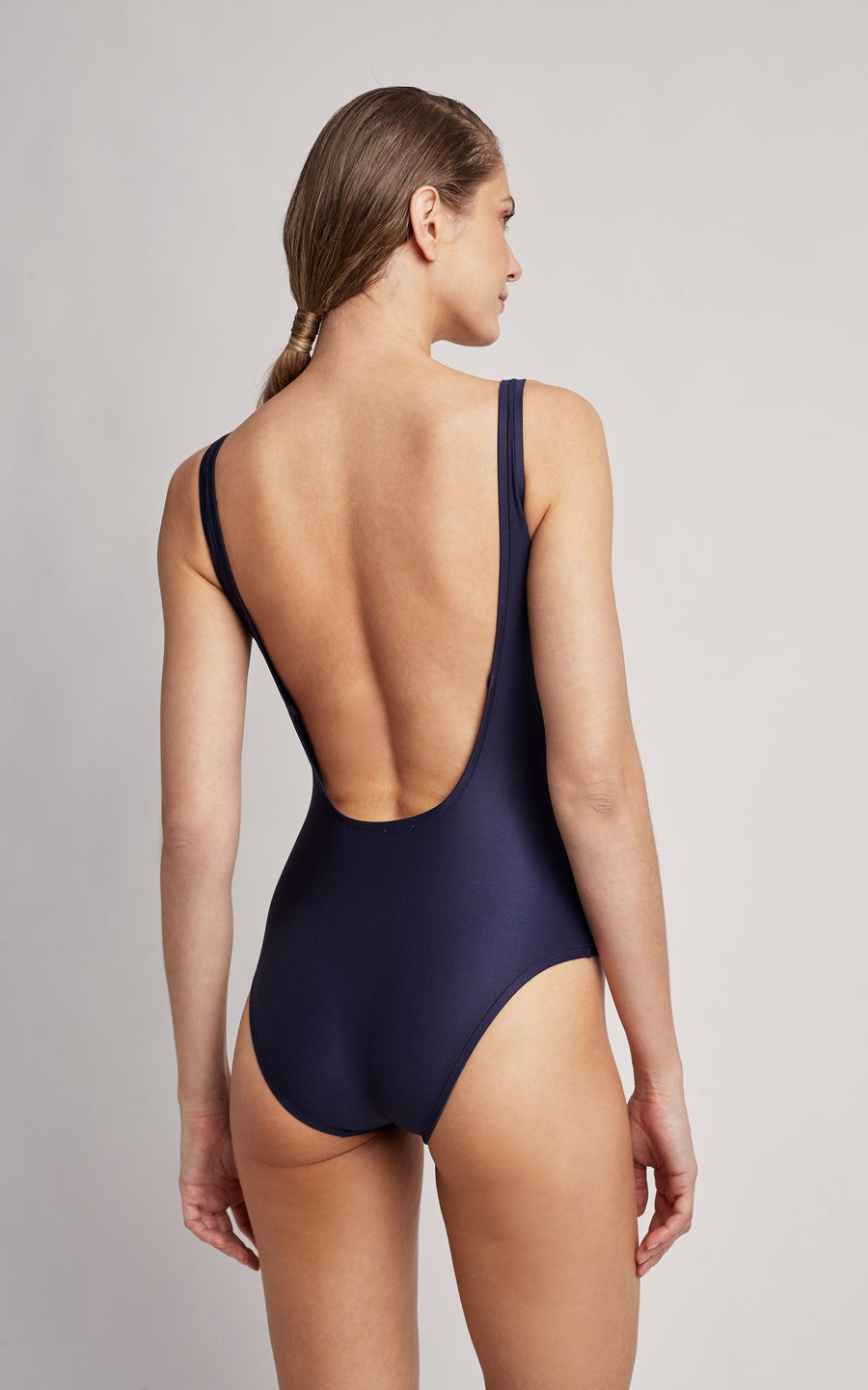 Shangai Classic Embellished One Piece Swimsuit