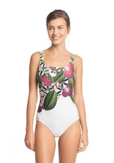 Fidji Floral Classic One-Piece Swimsuit