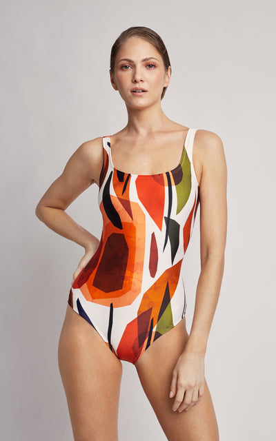 Goa Classic One Piece Swimsuit