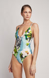 Polynesia Basic V One Piece Swimsuit