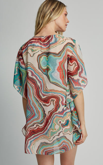 Mineral New Caftan Cover-Up