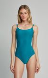 Jade Classic Embellished One Piece Swimsuit