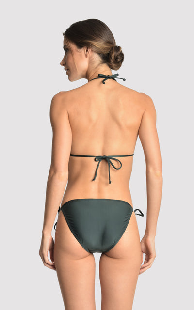 Atlantic Bikini String Top and Bottom