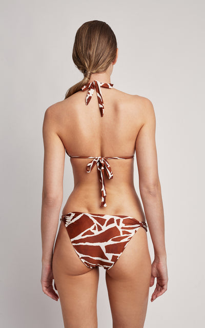 Giraffe Bikini Adjustable Lycra Top and Bottom