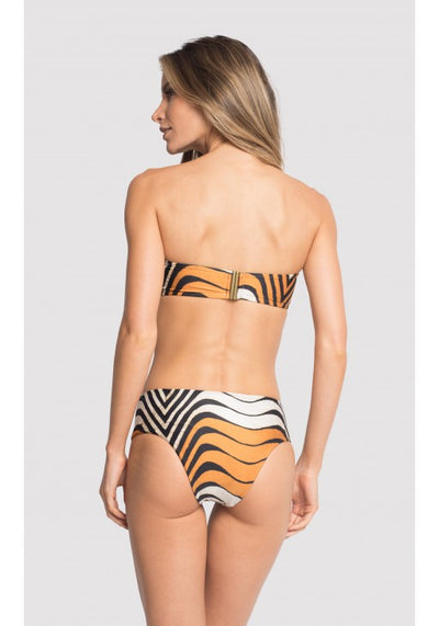 Antelope Drop Bandeau Top