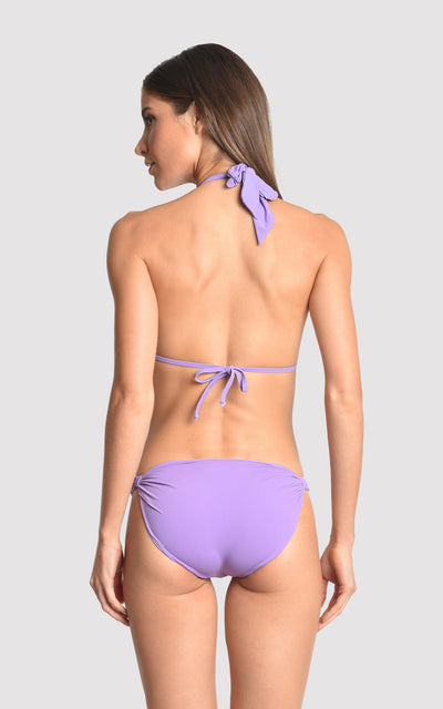 Quartz Adjustable Padded Bikini Top and Bottom  (Sustainable Collection)