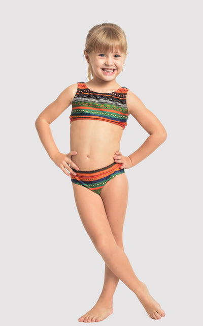 Tupi Kids Bikini Athletic